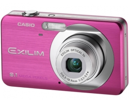 Фотоаппарат CASIO Exilim EX-Z80 vivid pink