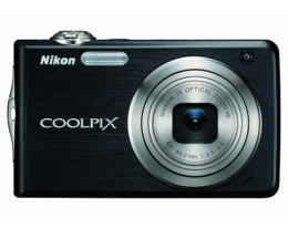 Фотоаппарат Nikon Coolpix S630 Black
