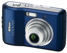 Фотоаппарат Nikon Coolpix L18 blue