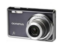 Фотоаппарат Olympus FE-5020 Dark Grey