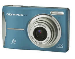 Фотоаппарат Olympus FE-46 blue