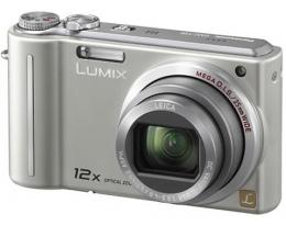 Фотоаппарат Panasonic DMC-TZ6 Silver