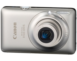 Фотоаппарат CANON IXUS 120 IS Silver