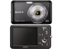 Фотоаппарат Sony Cybershot DSC-W310 Black