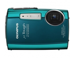 Фотоаппарат подводный Olympus Mju TOUGH-3000 Emerald green