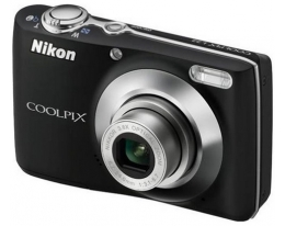 Фотоаппарат Nikon COOLPIX L22 Black
