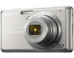 Фотоаппарат Sony DSC-S980 silver