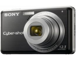 Фотоаппарат Sony DSC-S980 black