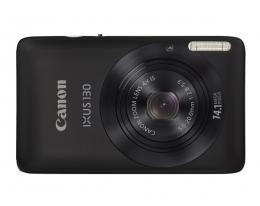 Фотоаппарат Canon IXUS 130 black