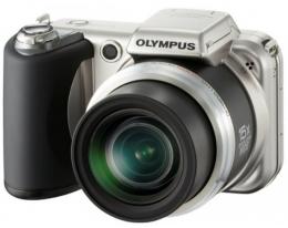 Фотоаппарат Olympus SP-600UZ silver