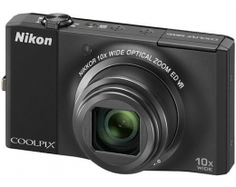 Фотоаппарат NIKON Coolpix S8000 Black