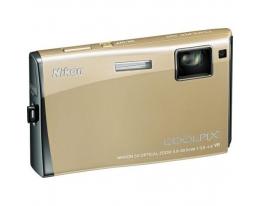 Фотоаппарат Nikon Coolpix S60 bronze