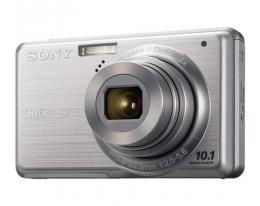 Фотоаппарат Sony DSC-S950 silver