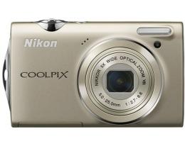 Фотоаппарат Nikon COOLPIX S5100 Silver