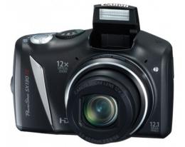 Фотоаппарат Canon PowerShot SX130 IS Black