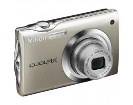 Фотоаппарат Nikon Coolpix S4000 silver