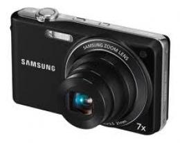 Фотоаппарат Samsung PL200 black