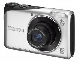 Фотоаппарат CANON Powershot A2200 silver