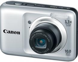 Фотоаппарат Canon Powershot A800 silver