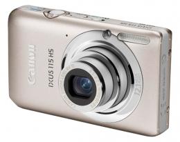 Фотоаппарат CANON IXUS 115 HS Silver