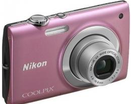 Фотоаппарат Nikon Coolpix S2500 pink