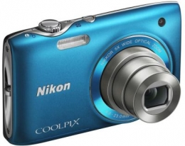 Фотоаппарат Nikon COOLPIX S3100 BLUE