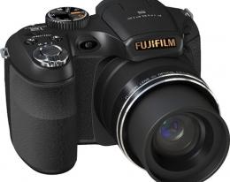 Фотоаппарат FujiFilm Finepix S2850 HD