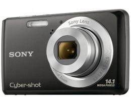 Фотоаппарат SONY Cyber shot DSC-W520 black