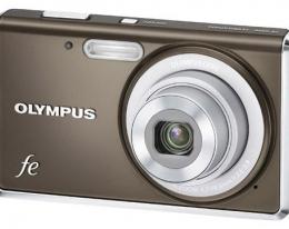 Фотоаппарат Olympus FE-4020 gray