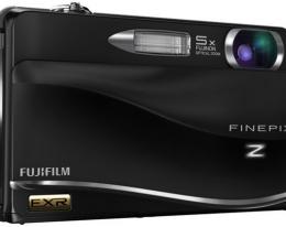 Фотоаппарат FujiFilm Finepix Z800EXR black
