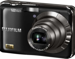 Фотоаппарат Fujifilm Finepix AX200 black