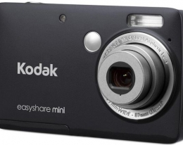 Фотоаппарат Kodak EasyShare M200 Black
