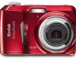 Фотоаппарат KODAK Easyshare C1530 Red