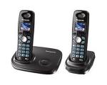 Телефон PANASONIC KX-TG8012UAT (2 трубки) NEW
