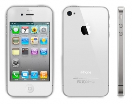 Apple iPhone 4 32 Gb White (never lock)