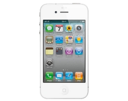 Apple iPhone 4 8Gb white (neverlock)
