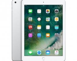 Apple iPad 2017 128 GB Wi-Fi Silver (MP2J2)