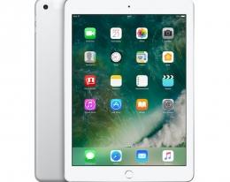 Apple iPad 2017 128 GB Wi-Fi + LTE Silver (MP2E2)