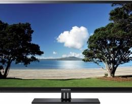 Телевизор 3D Samsung PS-43D490