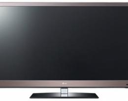 Телевизор 3D LG 55LW575S