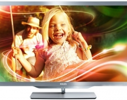 Телевизор 3D Philips 32PFL7606T/12