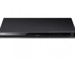 Blu-Ray плеер Sony BDP-S480