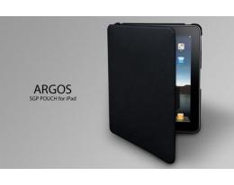 Чехол SGP Argos Black Leather Case for iPad