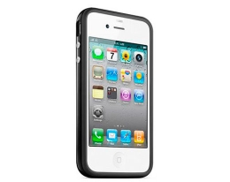 Apple iPhone 4 Bumper черный