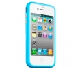 Apple iPhone 4 Bumper Blue