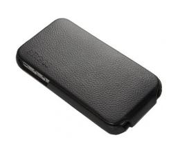Чехол раскладной SGP Argos черный для iPhone 4 / 4S