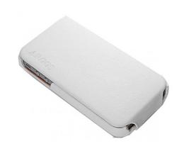 Чехол раскладной SGP Argos белый для iPhone 4 / 4S
