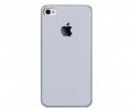 Декоративная пленка SGP Skin Guard белая для iPhon...