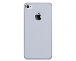 Декоративная пленка SGP Skin Guard белая для iPhone 4