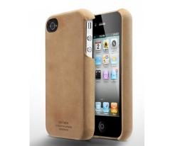 Кейс SGP Leather Grip Vintage для iPhone 4 / 4S